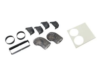 APC Rack Air Removal Unit SX Ducting Kit - Luftkanal - für P/N: AR3106SP, AR9300SP, SRT1000RMXLI, SR