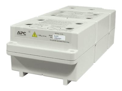 APC - USV-Akku Bleisäure - beige - für P/N: SY16K3IBX120, SY8KEX3IBX120, SYXR12B12-BX120, SYXR12B12I