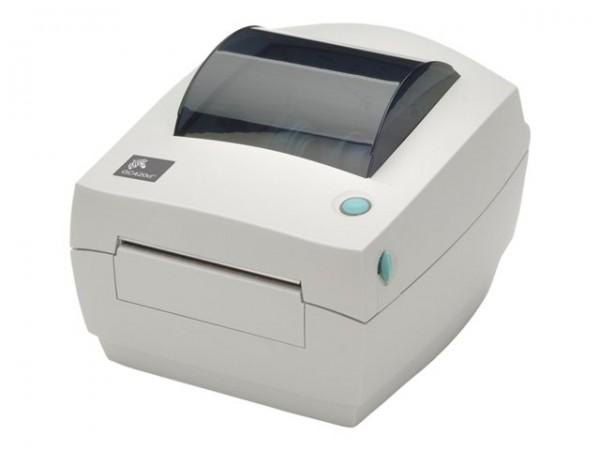 Zebra G-Series GC420d - Etikettendrucker - monochrom (GC420-200520-000) Neuwertig