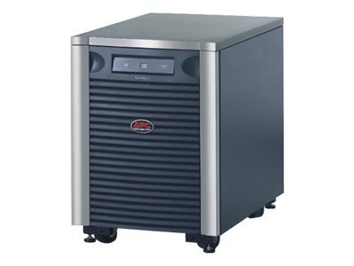 APC Extended Run - Schaltschrank - Wechselstrom 230 V - Schwarz - für P/N: SYA12K16ICH, SYA12K16IXRC