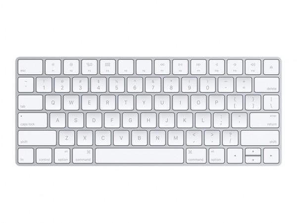 Apple Magic Keyboard - Tastatur - Bluetooth - Englisch - US - für 10.2-inch iPad; 10.5-inch iPad Air