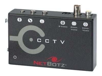 APC NetBotz CCTV Adapter Pod 120 - Kamera-Steuerungs-Kit