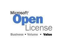 Microsoft SQL Server - Lizenz & Softwareversicherung - 1 Benutzer-CAL - Open Value - zusätzliches Pr
