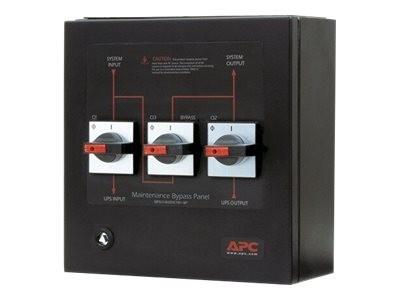 APC Service Bypass Panel - Umleitungsschalter - Wechselstrom 400 V - 3 Phasen - Grau - für Smart-UPS