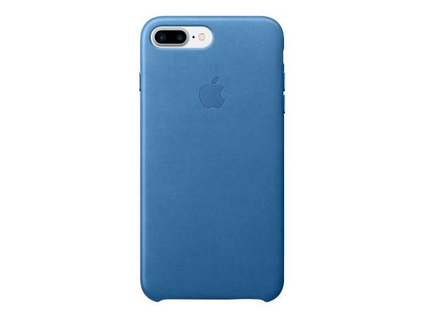 Apple - Hintere Abdeckung für Mobiltelefon - Leder - Sea Blue - für iPhone 7 Plus