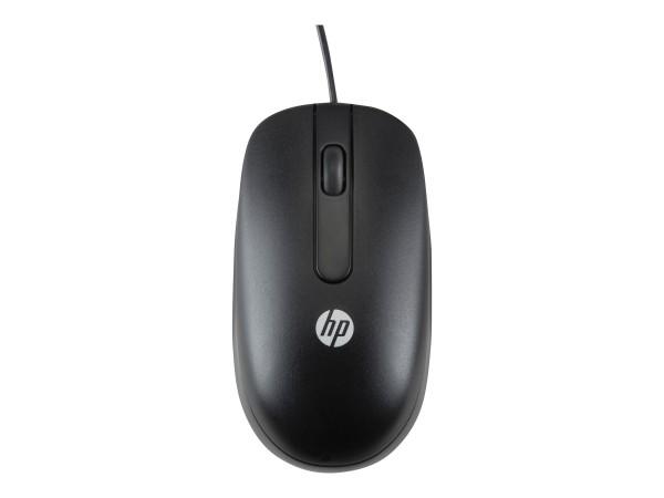 HP - Maus - Laser - USB - für HP 280 G4; Elite Slice G2; EliteDesk 705 G5, 800 G5; EliteOne 800 G5;