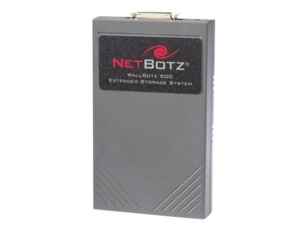 NetBotz Extended Storage System - Festplatte - 60 GB - extern (Stationär) - Schwarz