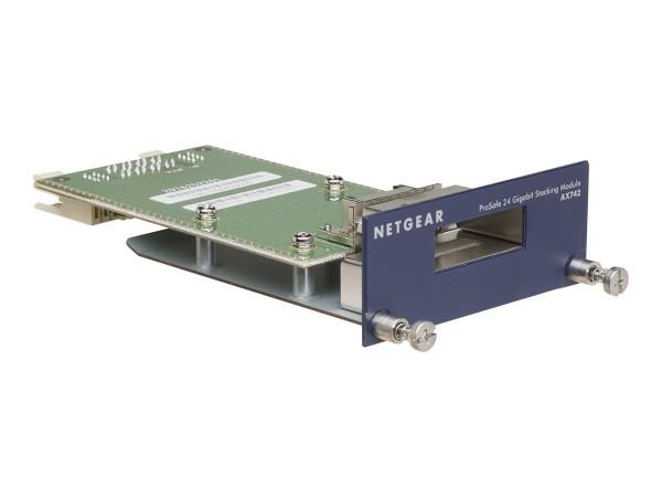 NETGEAR ProSafe AX742 - Erweiterungsmodul (Packung mit 2) - für NETGEAR GSM7228, GSM7252, GSM7328, G