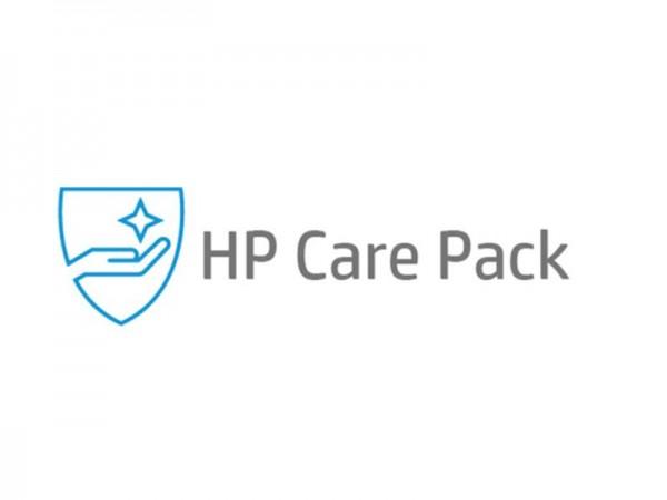 HP Care Pack Pick-Up and Return Service Post Warranty - Serviceerweiterung - Arbeitszeit und Ersatzt
