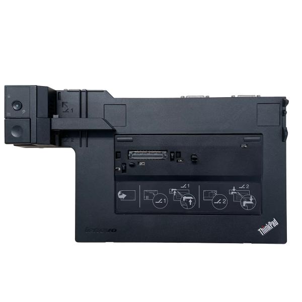 Lenovo ThinkPad Mini Dock Plus Series 3 mit USB 3.0 (04Y2071) - B-Ware