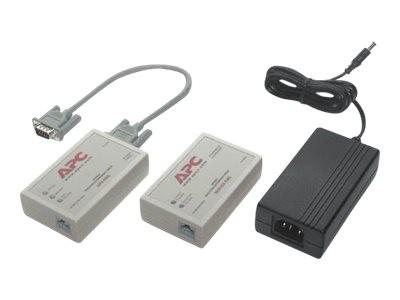 APC Isolate UPS Extension Cable - Serielle Anschlusserweiterung - bis zu 100 m - für P/N: G35T40KHS,