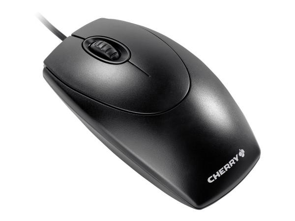 CHERRY M-5450 WheelMouse Optical - Maus - rechts- und linkshändig - optisch - 3 Tasten - kabelgebund