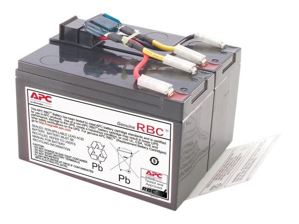 APC Replacement Battery Cartridge #48 - USV-Akku - 1 x Bleisäure - für P/N: DLA750, DLA750I, SMT750,