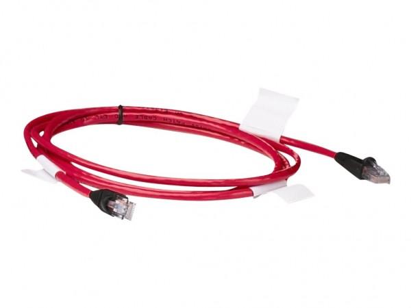 HPE - Netzwerkkabel - RJ-45 (M) bis RJ-45 (M) - 1.8 m - UTP - CAT 5 (Packung mit 8)