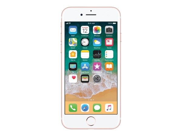 Apple iPhone 7 - Smartphone - 4G LTE Advanced - 32 GB - GSM - 4.7""