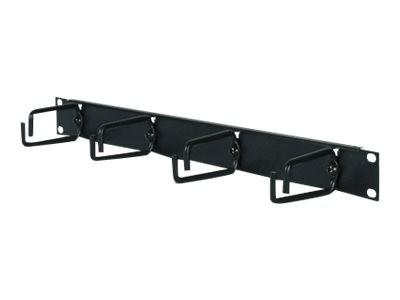 APC - Kabel - Organizer - Schwarz - 1U - für P/N: AR109SH4, SCL400RMJ1U, SCL500RMI1UC, SCL500RMI1UNC