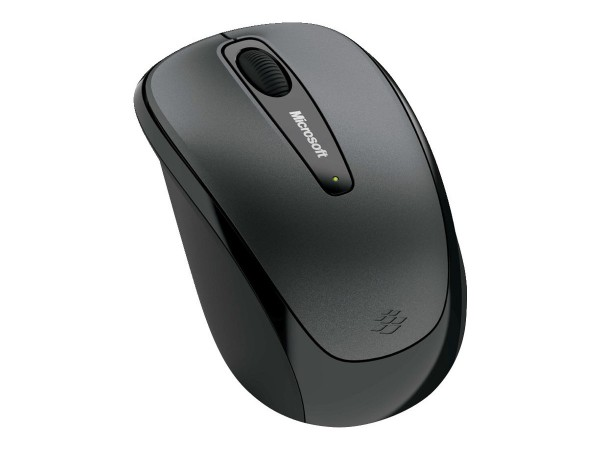 Microsoft Wireless Mobile Mouse 3500 for Business - Maus - rechts- und linkshändig - optisch - 3 Tas