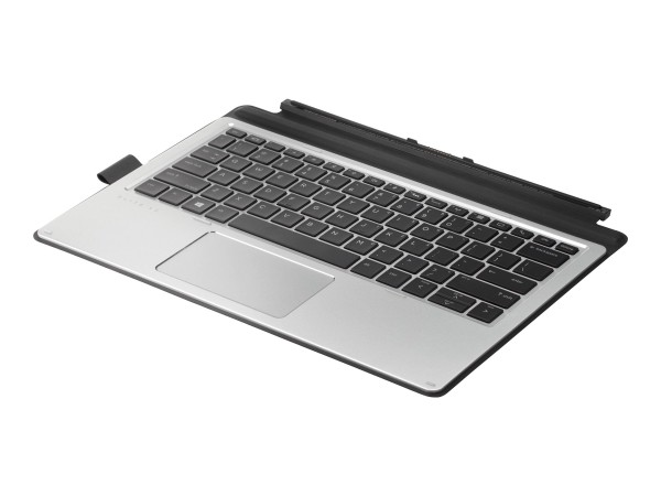 HP Collaboration - Tastatur - mit Touchpad - hinterleuchtet - Dock - Englisch QWERTY