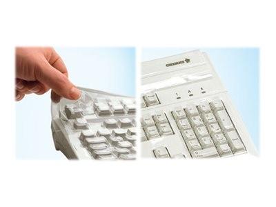CHERRY WetEx European without Windows Keys - Tastatur-Abdeckung - für Compact-Keyboard G84-4400