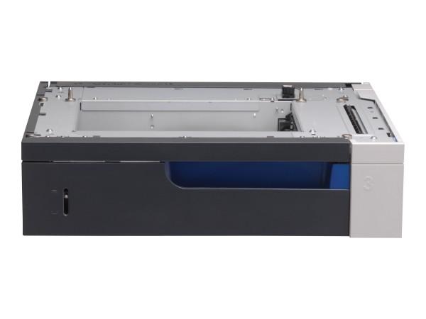 HP - Medienschacht - 500 Blätter in 1 Schubladen (Trays) - für Color LaserJet Enterprise M750; Laser