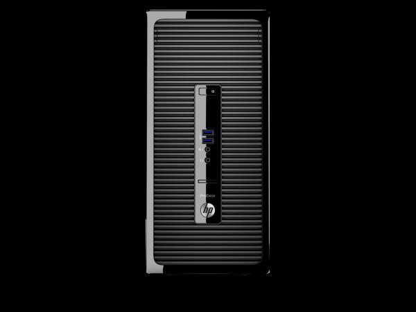 HP ProDesk 400 G3 Pentium G4400 8GB RAM 256GB SSD (W4A91EA) - B-Ware
