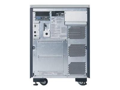 APC Symmetra LX 4kVA Scalable to 8kVA N+1 - Strom - Anordnung - Wechselstrom 220/230/240/380/400/415