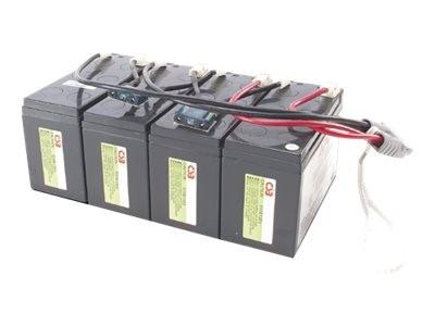 APC Replacement Battery Cartridge #25 - USV-Akku - Bleisäure - für P/N: SU1400RMXLB3U, SU1400RMXLB3U