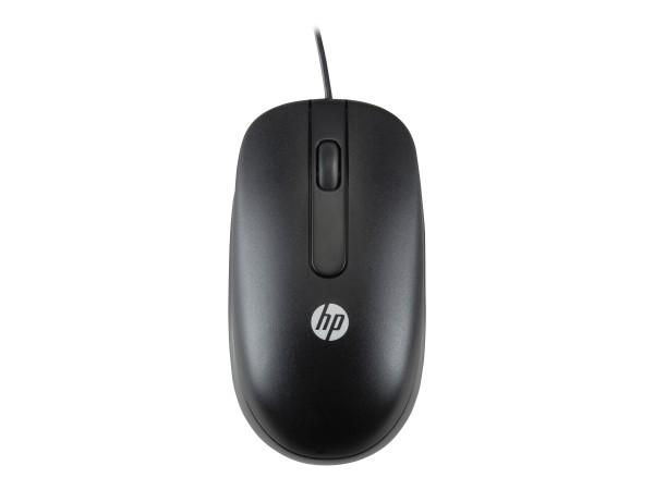 HP - Maus - Laser - kabelgebunden - USB - für HP 280 G4; Elite Slice G2; EliteDesk 705 G5, 800 G5; E