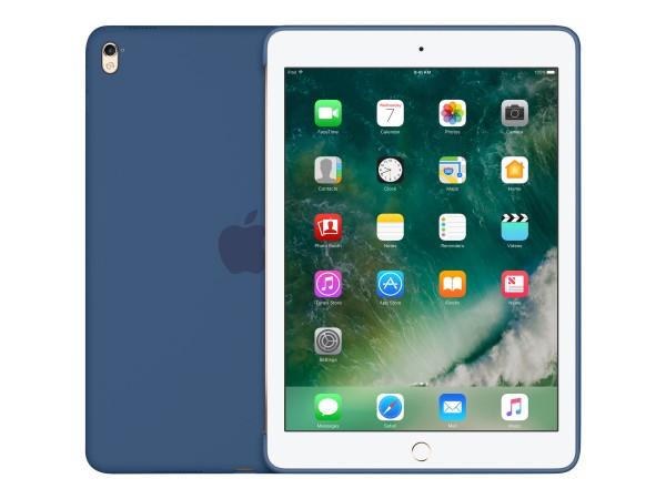 """Apple - Hintere Abdeckung für Tablet - Silikon - Ocean Blue - 9.7"""" - für 9.7-inch iPad Pro"""