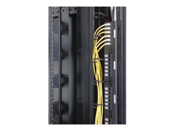 APC Data Distribution Cable - Netzwerkkabel - TAA-konform - RJ-45 (W) bis RJ-45 (W) - 3.4 m - UTP