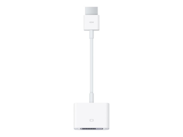 Apple - Videoanschluß - Single Link - HDMI (M) bis DVI-D (W) - für Mac Pro (Late 2013); Mac Mini (La