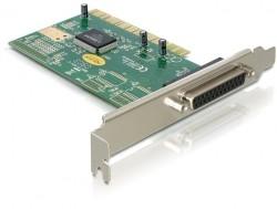 DeLOCK PCI Karte > 1x Parallel (89015) A-Ware