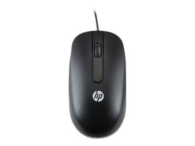 HP - Maus - optisch - kabelgebunden - PS/2 - für EliteDesk 705 G4, 800 G4; ProDesk 400 G5, 400 G7, 6