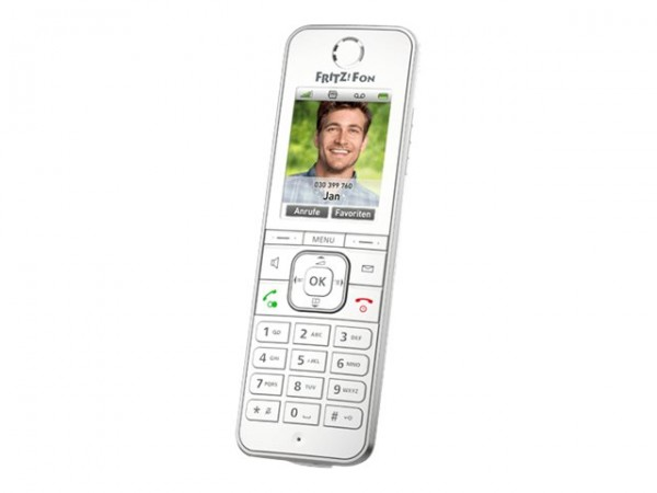 AVM FRITZ!Fon C6 - schnurloses VoIP-Telefon (20002848) Neu&OVP