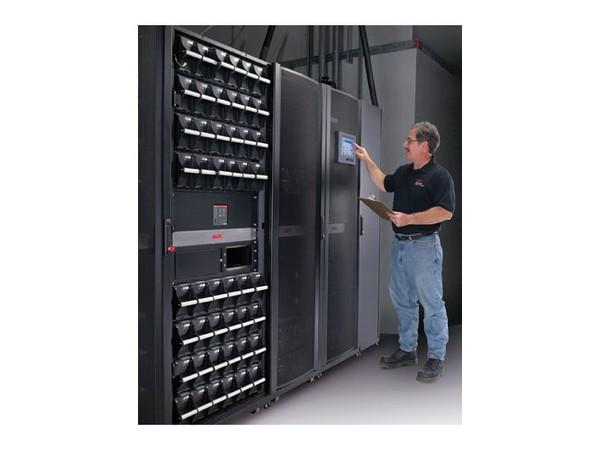 APC Scheduling Upgrade to 7X24 for Existing Assembly Service - Installation (für USV bis zu 40 kW) -