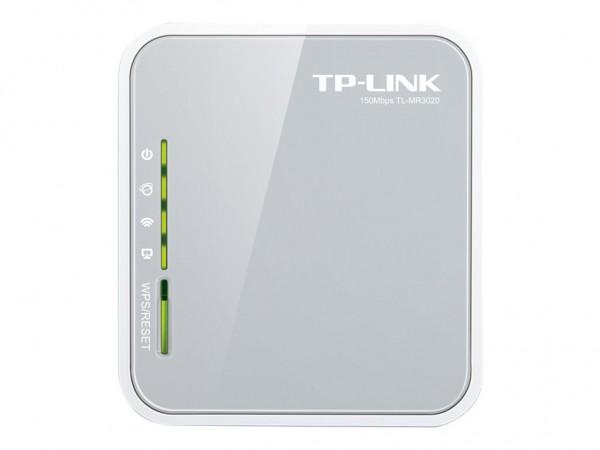 TP-Link Wireless Router 802.11b/g/n Desktop (TL-MR3020 Ver.3.20) Neu&OVP