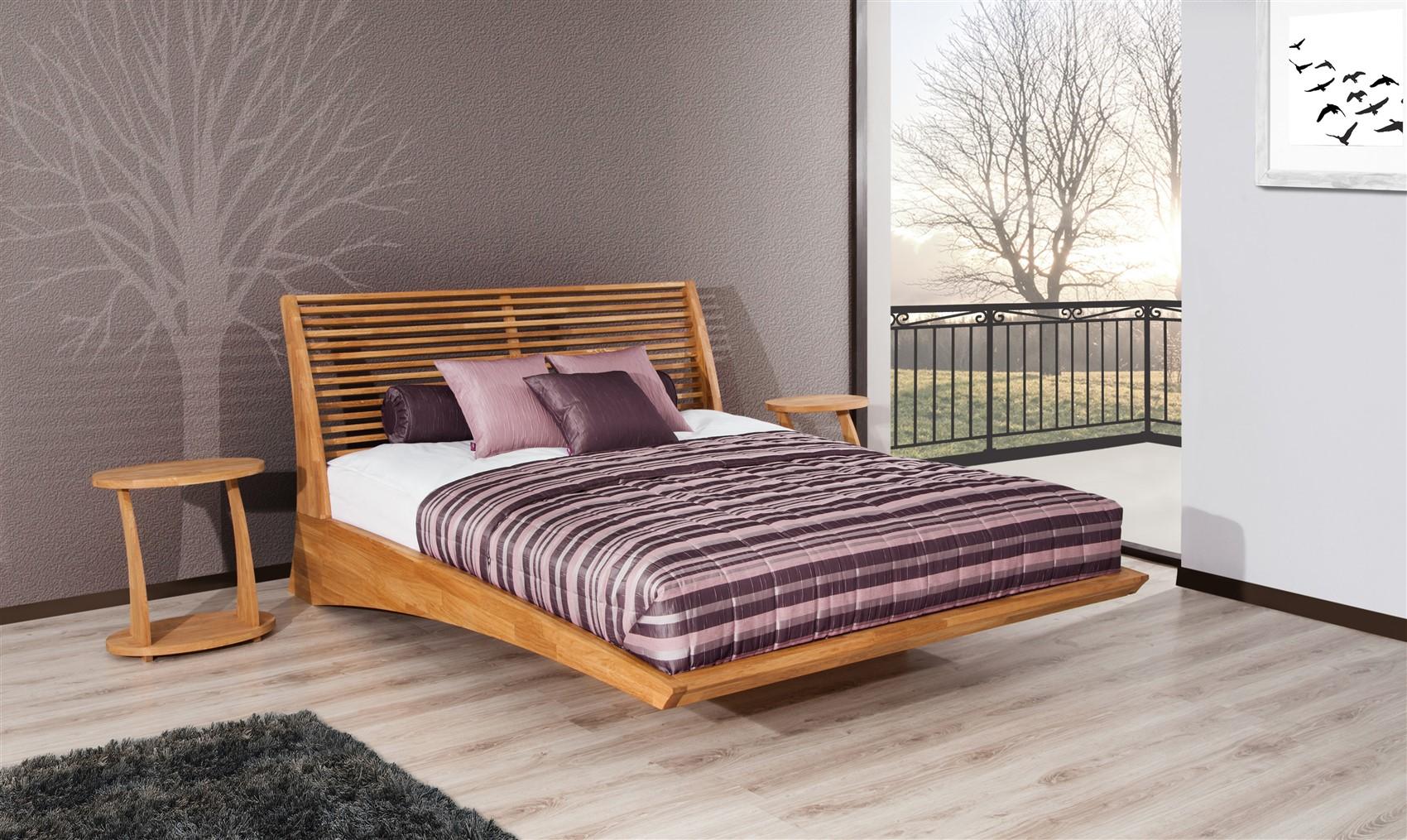 massivholzbett bett schlafzimmerbett fresno buche massiv 160x200 cm fun m bel. Black Bedroom Furniture Sets. Home Design Ideas