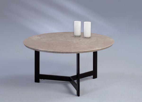 Couchtisch Beistelltisch - Lars 1 - 70x70 cm Dekor Betonoptik