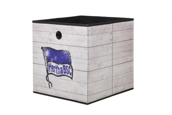 Faltbox Box - Hertha BSC / Nr.2 - 32 x 32 cm