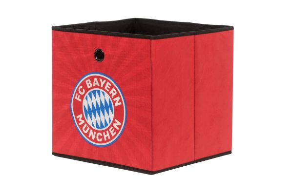 Faltbox Box - FC Bayern / Nr.1 - 32 x 32 cm