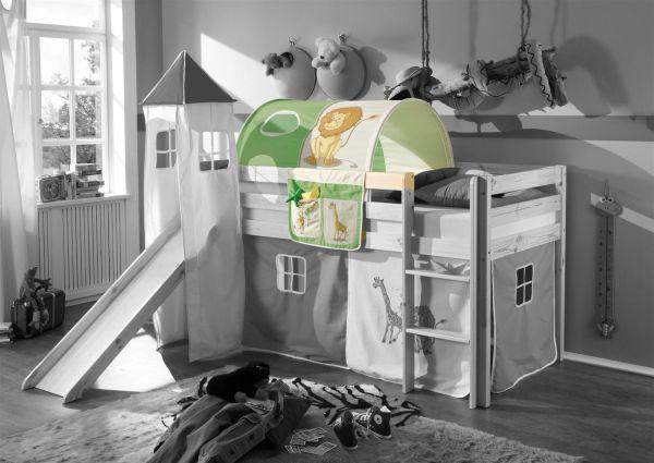 Etagenbett Nackenrolle : Tunnel dschungel für spielbett hochbett etagenbett tasche fun möbel