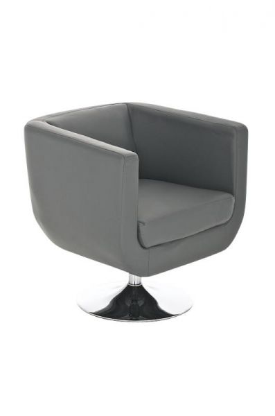 Sessel Coctailsessel Lounger - Colo - in trend Design in Grau