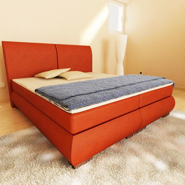 boxspringbett schlafzimmerbett matera 200x200 cm fun m bel. Black Bedroom Furniture Sets. Home Design Ideas