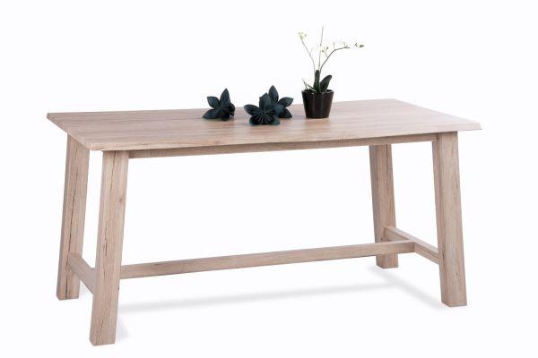 """Tisch Esstisch """"Liva"""" Sanremo Sand - Design 160 x 90cm"""