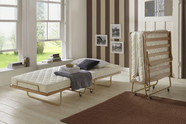 Raumsparbett Gästebett - Sleepers 3 - Komplettset Buche 90 x 200 cm