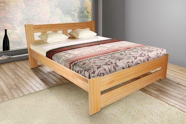 Schlafzimmerbett Bett Bert Buche Massiv Weiss 180x200 Cm Fun Mobel