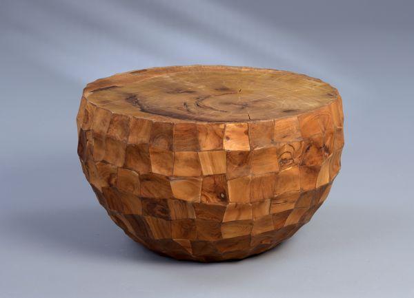 Couchtisch Beistelltisch Kimon 70x70 Cm Teakholz Fun Möbel