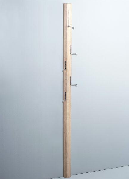 Garderobe DIEGO Sonoma Eiche 8x185x4 cm