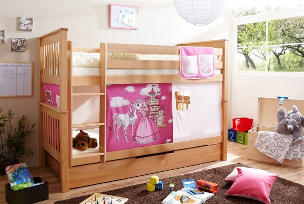 Etagenbett Pink : Small foot design einzel etagenbett pink ab
