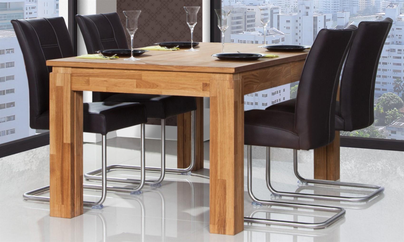 Esstisch Tisch Ausziehbar Maison Buche Massiv 240 540x100 Cm